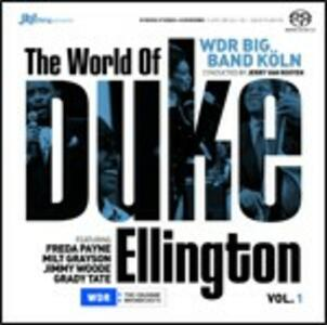 The World of Duke Ellington - CD Audio di WDR Big Band