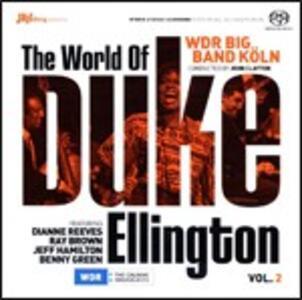 The World of Duke Ellington vol.2 - CD Audio di WDR Big Band
