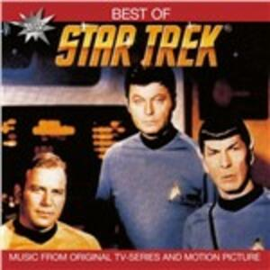 Best of Star Trek - CD Audio