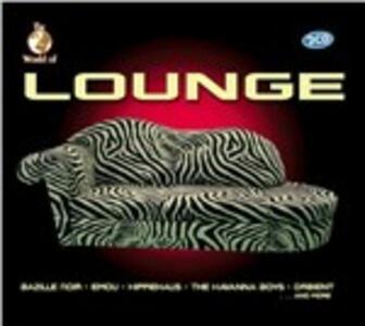 World of Lounge - CD Audio