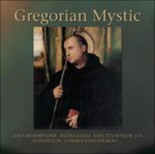 Gregorian Mystic - CD Audio