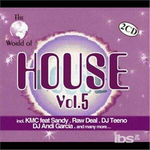 World of House 5 - CD Audio