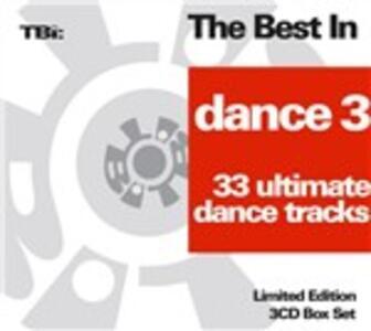 Best in Dance 3 - CD Audio