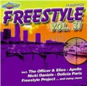 Freestyle vol.31 - CD Audio