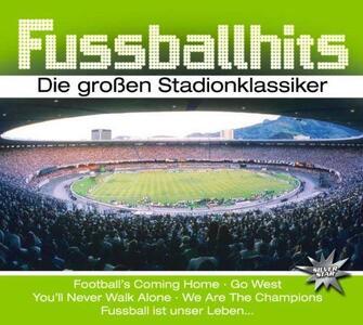Fussballhits - CD Audio