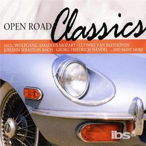 Open Road Classics - CD Audio