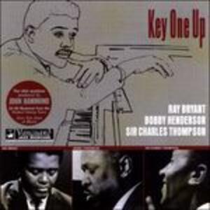 Key One Up - CD Audio di Ray Bryant