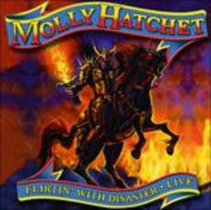 Flirtin' with Disaster Live - CD Audio di Molly Hatchet