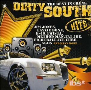 Dirty South Hits Best - CD Audio