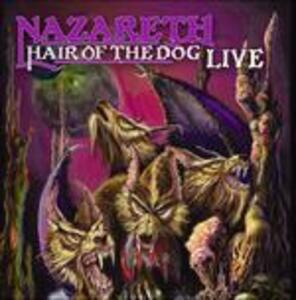 Hair of the Dog Live - CD Audio di Nazareth