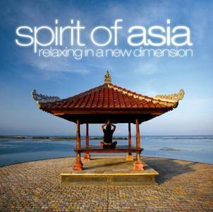 Spirit of Asia - CD Audio