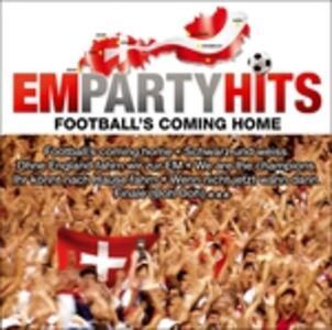 Em Party Hits - CD Audio