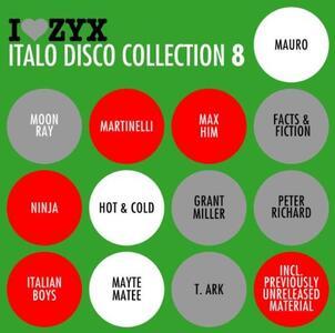 Italo Disco Collection 8 - CD Audio