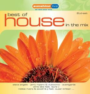 Best of House in the Mix - CD Audio