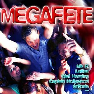 Megafete! - CD Audio