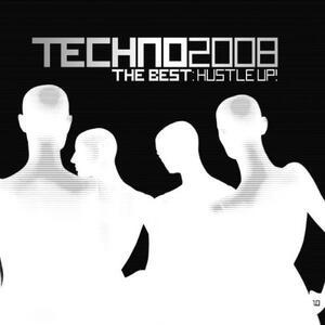 Techno 2008 - CD Audio