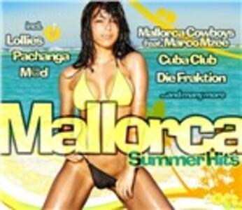 Mallorca Summer Hits - CD Audio