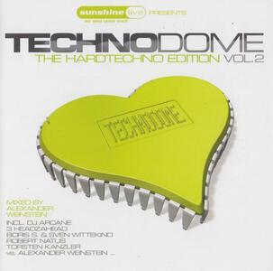 Techno Dome vol.2 - CD Audio