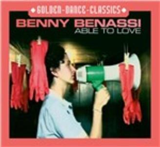 Able to Love - CD Audio Singolo di Benny Benassi