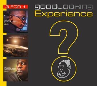 Goodlooking Experience - CD Audio