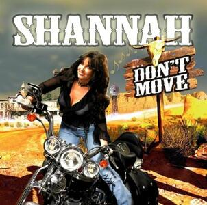 Don't Move - CD Audio di Shannah
