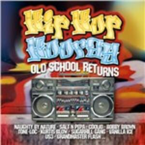 Hip Hop Hooray Old - CD Audio