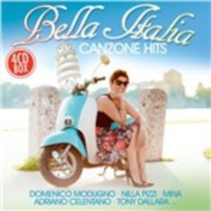 Bella Italia. Canzone Hits - CD Audio