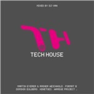 Tech House - CD Audio