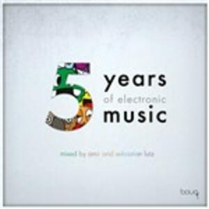 Five Years of Bouq - CD Audio di Amir