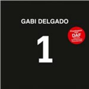 1 - CD Audio di Gabi Delgado