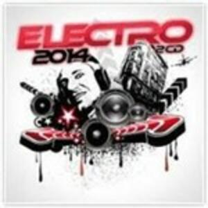 Electro 2014 - CD Audio