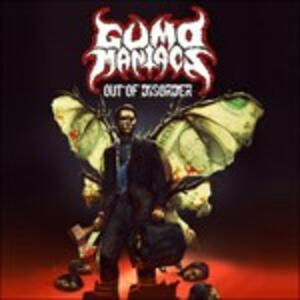 Out of Disorder - CD Audio di Gumomaniacs