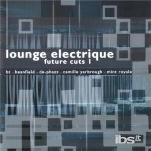 Lounge Electric Future - CD Audio