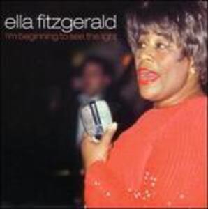 I'm Beginning to See The - CD Audio di Ella Fitzgerald