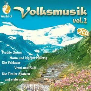 World of Volksmusik 2 - CD Audio