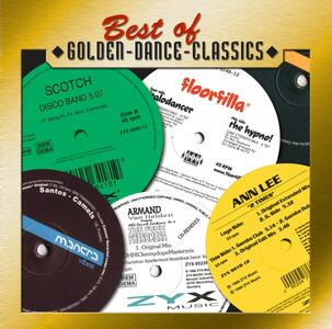 Best of Golden Dance - CD Audio