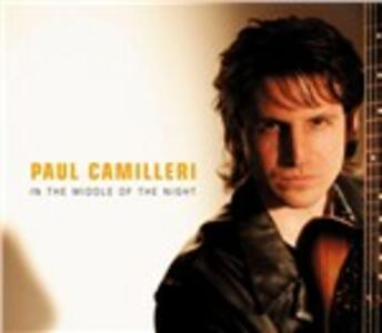 In the Middle of the Night - CD Audio di Paul Camilleri