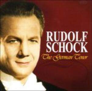 German Tenor - CD Audio di Rudolf Schock