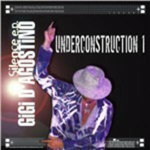 Underconstruction - CD Audio di Gigi D'Agostino