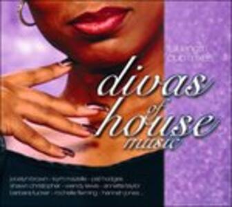 Divas of House Music - CD Audio