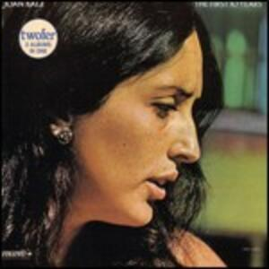 The First 10 Years - CD Audio di Joan Baez
