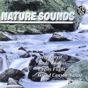 Nature Sounds - CD Audio