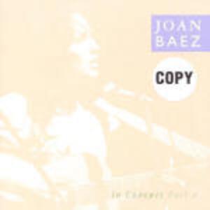 In Concert part 2 - CD Audio di Joan Baez