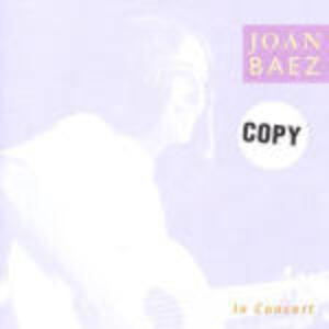 In Concert part 1 - CD Audio di Joan Baez
