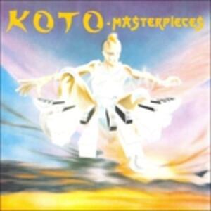 Masterpieces - CD Audio di Koto