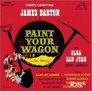 Paint Your Wagon (Colonna Sonora) - CD Audio