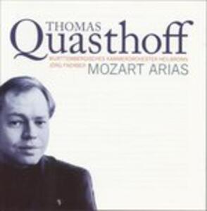 Arias - CD Audio di Wolfgang Amadeus Mozart