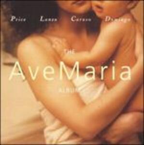 Ave Maria Album - CD Audio