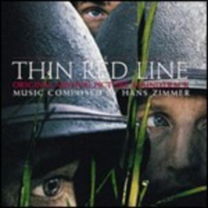 La Sottile Linea Rossa (Thin Red Line) (Colonna Sonora) - CD Audio di Hans Zimmer