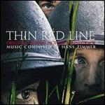Cover CD La sottile linea rossa